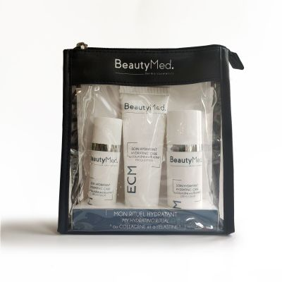BeautyMed ECM Hydrating Kit with Collagen and Elastin 30+50+75 ml