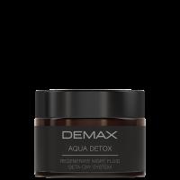 Крем для лица ночной Аква Детокс СПФ20 восстанавливающий для проблемной кожи 50 мл