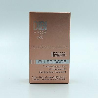 DIBI Milano Filler Code Absolute Filler Treatment 2 ml