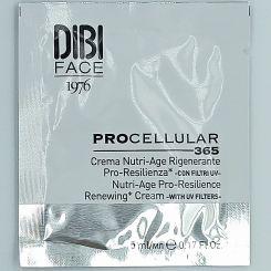 Крем для лица ДИБИ Милано ПроСелйюлар 365 регенерирующий с УФ-Фильтрами 5 мл