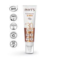 Солнцезащитный флюид для лица и тела Фитс Флюид Протектор СПФ30 100 мл