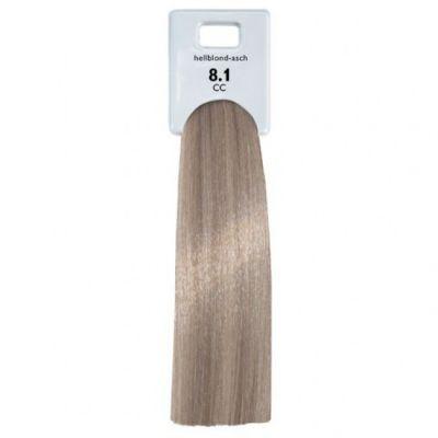 Крем-краска ALCINA Color Creme аммиачная для волос 8.1 LIGHT BLONDE-ASH BLONDE 60мл