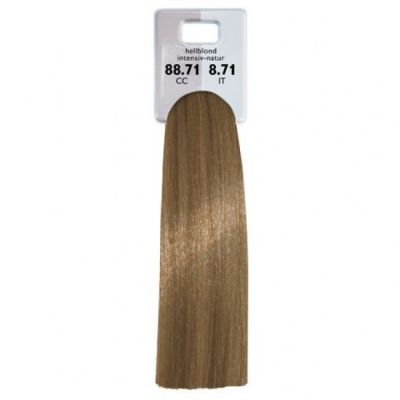 Крем-краска ALCINA Color Creme Intensiv-Natur аммиачная для волос интенсивно натуральный 88.71 Hellblond Intensiv- Natur
