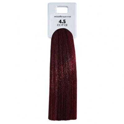 Крем-краска ALCINA Color Creme аммиачная для волос 4.5 MITTELBRAUN 60мл