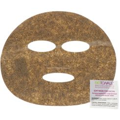 Антиоксидантная лифтинговая маска с зеленым чаем-Leaf Mask 1шт