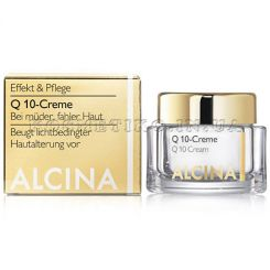 Alcina Q10 Cream - 50 ml