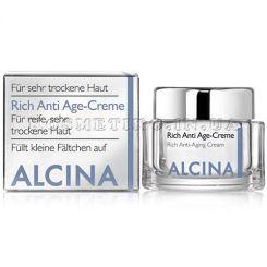 Alcina Rich Anti-Aging Cream - 50 ml