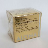 Alcina Eye and Lip Cream - 15 ml