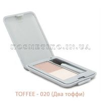 Alcina Eye Shadow Split - 020 - TOFFE