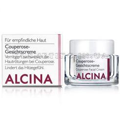 Alcina Couperose Facial Cream - 50 ml
