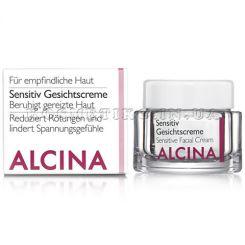 Alcina Sensitive Facial Cream - 50 ml