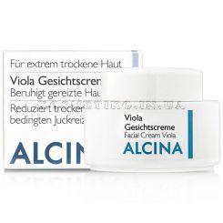 Alcina Facial Cream Viola - 100 ml