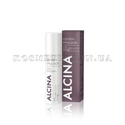 Alcina Curl Emulsion - 100 ml