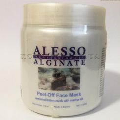 Alesso Peel-Off Face Mask with Marine Silt - 200 g