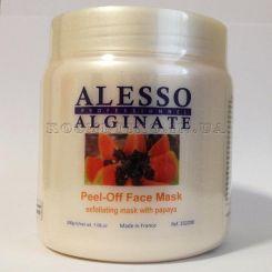 Alesso Peel-Off Face Mask-Peeling Papaya - 200 g