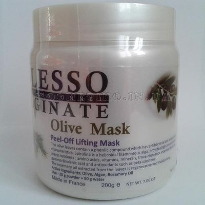 Alesso Peel-Off Face Mask Olive - 200 g