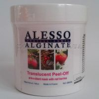 Alesso Translucent Peel-Off Antioxidant Mask with Red Berries - 200 g