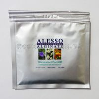 Alesso Translucent Peel-Off Soothing Mask with Delicate Petals - 40 g