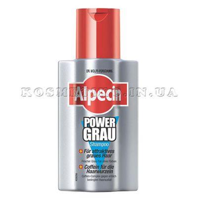 Alpecin Power grau - 200 ml