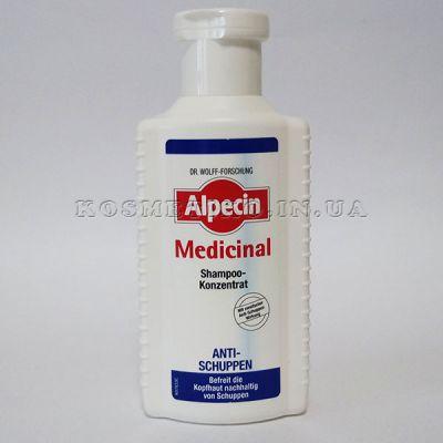 Alpecin Medicinal Shampoo Anti Dandruff - 200 ml