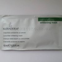 Whitening mask - 10 ml