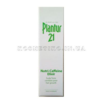 Plantur 21 Nutri-Coffein Elixir - 200 ml