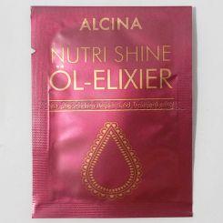 Alcina Nutri Shine Oil Elixir - 2 ml