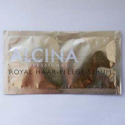 Alcina Royal Hair Care Serum - 4 ml