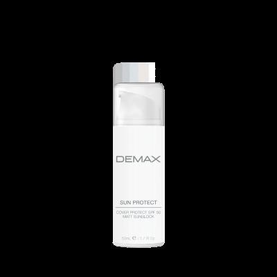 Demax Sun Protect Cover Protect SPF50 Matt Sunblock 50 ml