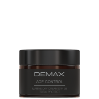 Крем для лица Демакс SPF30 с морскими водорослями - 15 мл