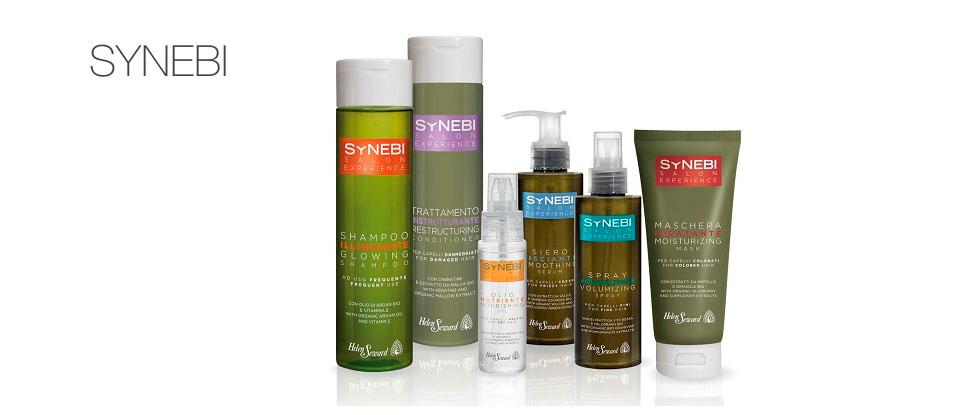 SYNEBI - органическая лечебная линия