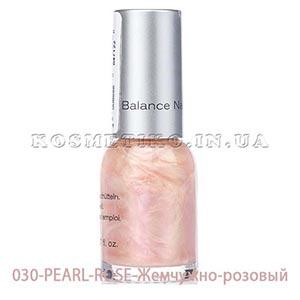 Лак для ногтей (Nail-Color) 030-PEARL-ROSE-Жемчужно-розовый