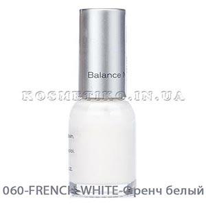 Лак для ногтей (Nail-Color) 060-FRENCH-WHITE-Френч белый