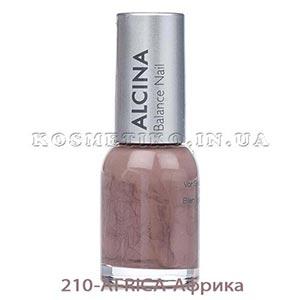 Лак для ногтей (Nail-Color) 210-AFRICA-Африка