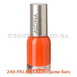 Лак для ногтей (Nail-Color) 240-PALMBEACH-Палм-Бич