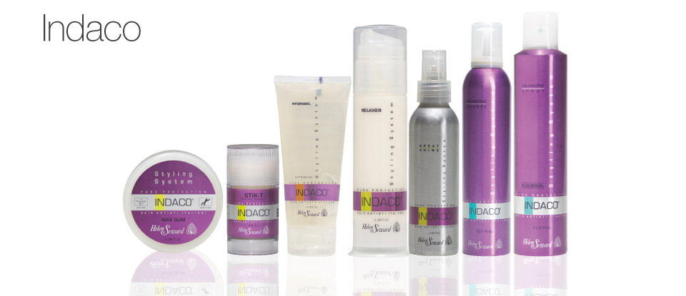 INDACO - стайлинг для волос