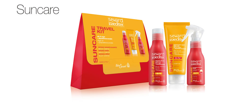 SUNCARE - солнцезащитные средства для волос